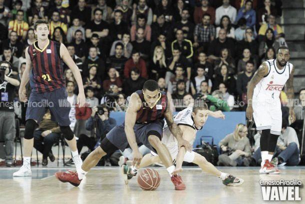 Un intocable Madrid se alza con el título liguero en Barcelona