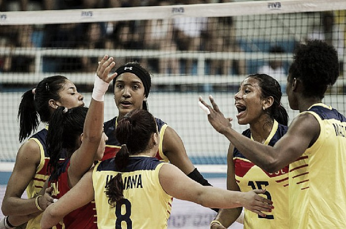 Colombia debutó con victoria en el Preolímpico a Río 2016