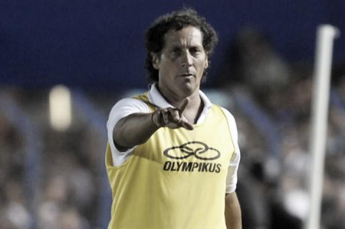 """Pedro Troglio: """"Jugamos con nuestro estilo pese a que a algunos no les guste"""""""
