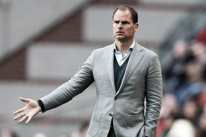 De Boer's agent denies Inter talks
