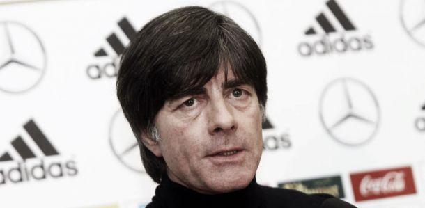 """Löw: """"Siempre me ha gustado su manera de entender el fútbol"""""""