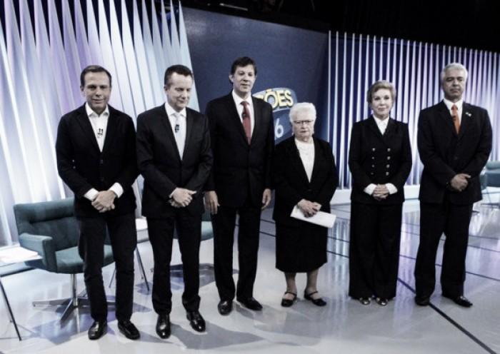Eleições 2016 São Paulo: resultado da apuração dos votos