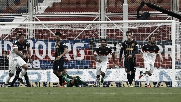 Central no pudo ante San Lorenzo y pierde la chance de volver a la punta