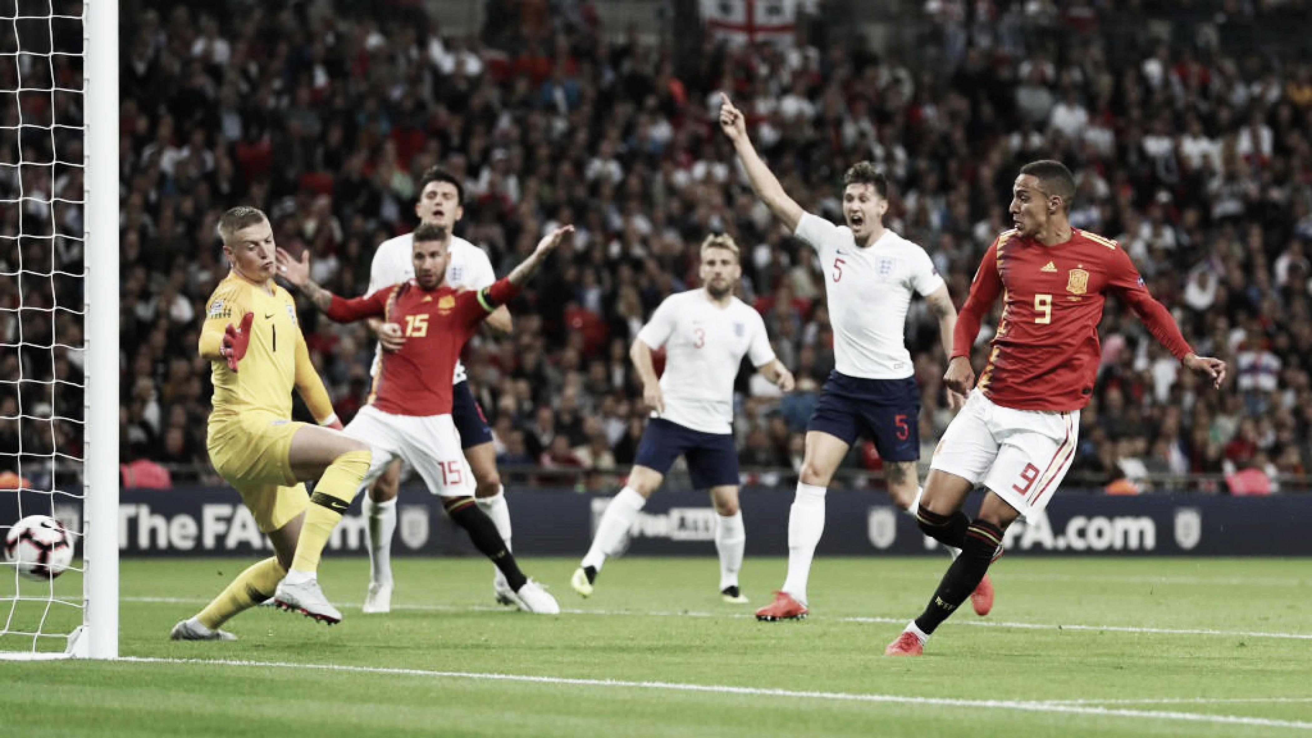 La Roja anhela conquistar la UEFA Nations League