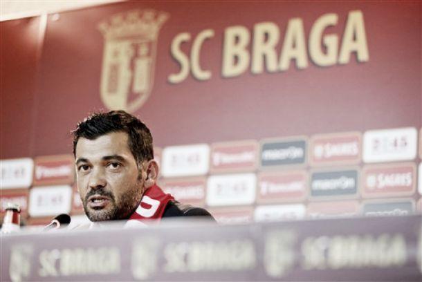 Braga aposta tudo para não perder o comboio dos grandes
