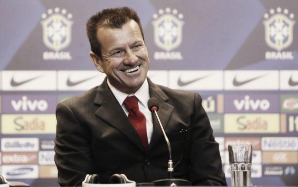 Dunga divulga lista de convocados para amistosos contra França e Chile