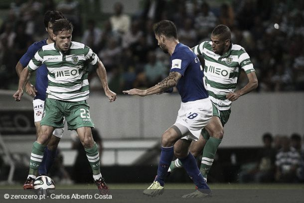 Marco Silva y su Sporting siguen sin convencer
