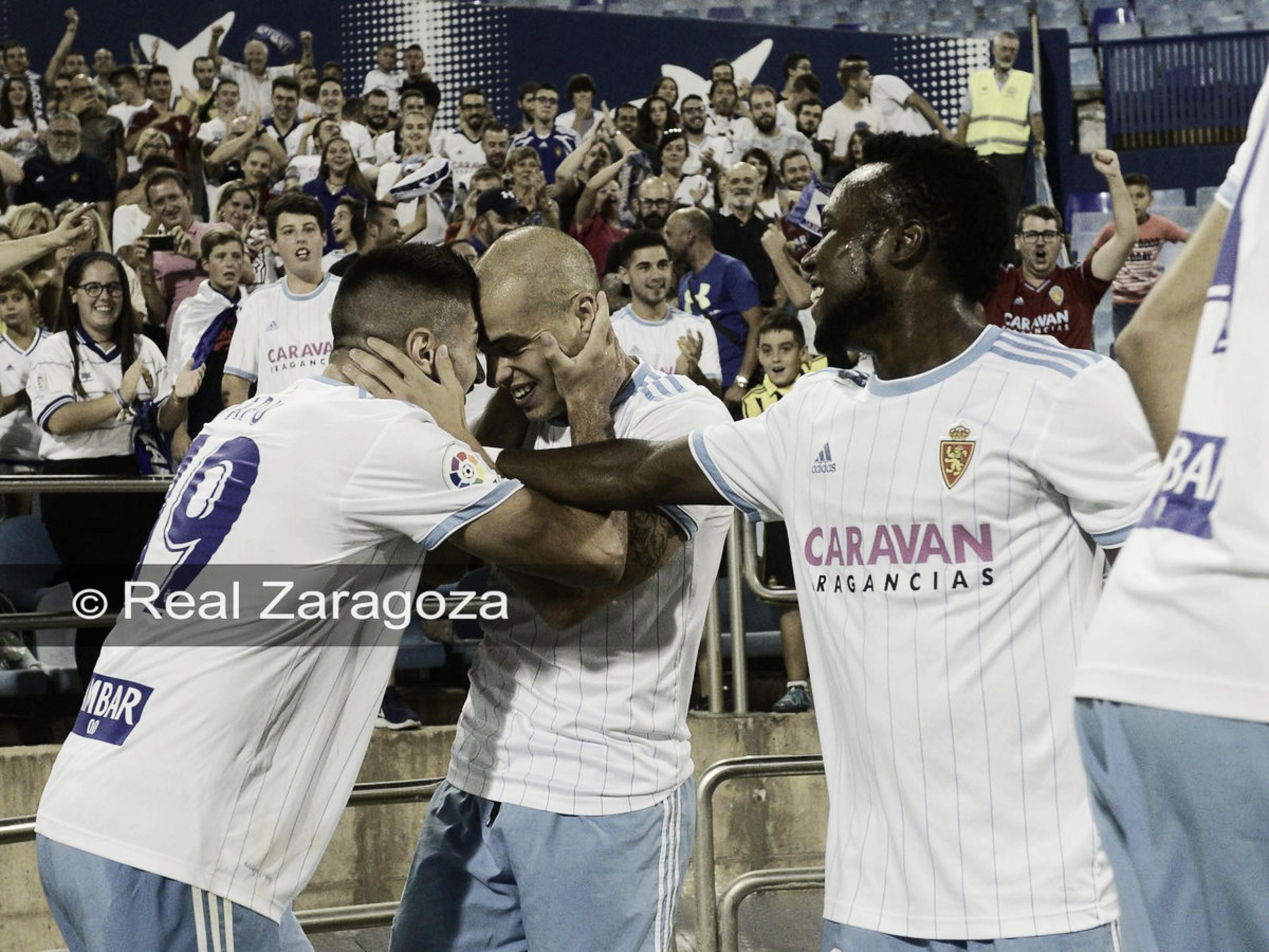 El Real Zaragoza echa a Natxo de la Copa