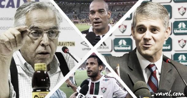 Rivalidade histórica e política: relembre as polêmicas e atritos de Vasco e Fluminense em 2015