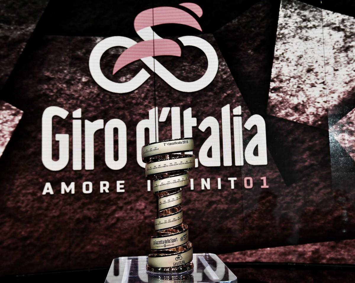 El Giro d'Italia 2018 con ocho colombianos a bordo