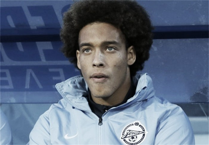 Axel Witsel to consider his options after Euro 2016