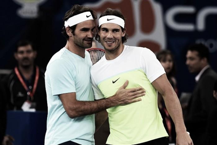 Suíça e Espanha confirmam Federer e Nadal nos Jogos Olímpicos