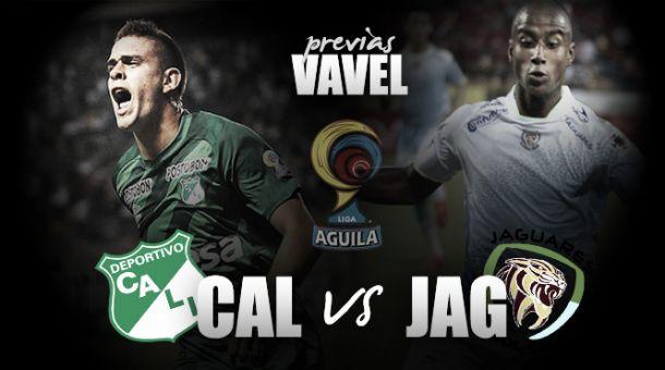 Deportivo Cali - Jaguares: Por los tres puntos