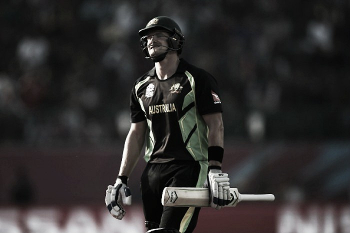Shane Watson announces retirement from International Cricket