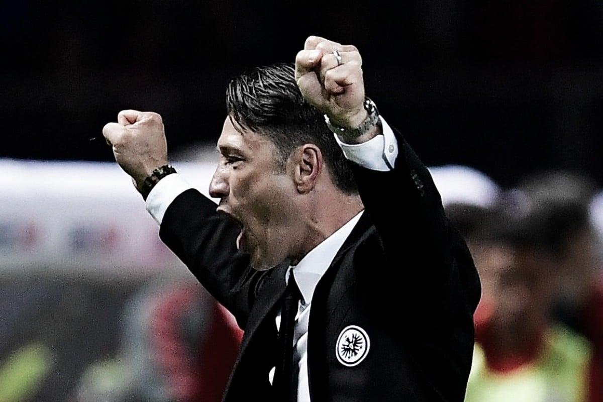 De saída para Bayern, Niko Kovac elogia 'trabalho duro' do Frankfurt após garantir título da Pokal