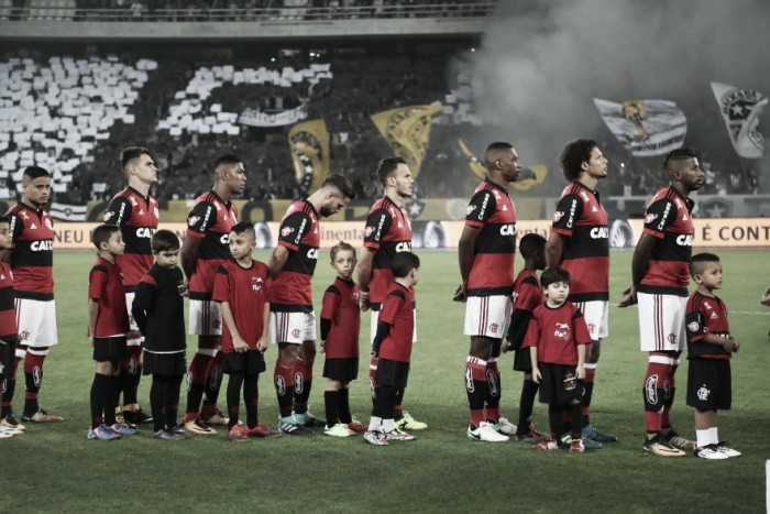 Flamengo anuncia Engenhão como palco de jogo contra o River Plate