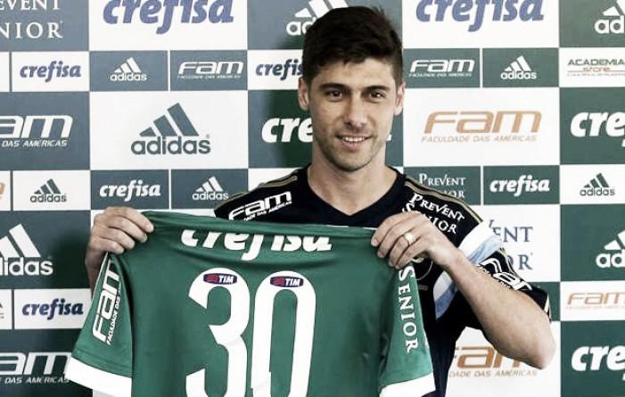 Palmeiras rescinde contrato de Fellype Gabriel e empresta Nathan ao Criciúma