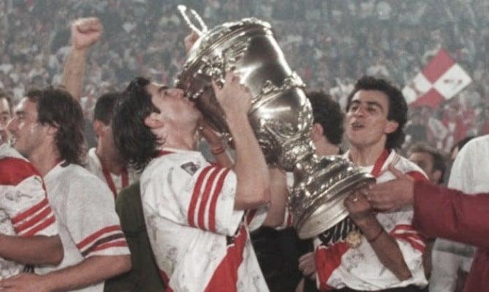 A 19 años de la obtención de la Supercopa sudamericana