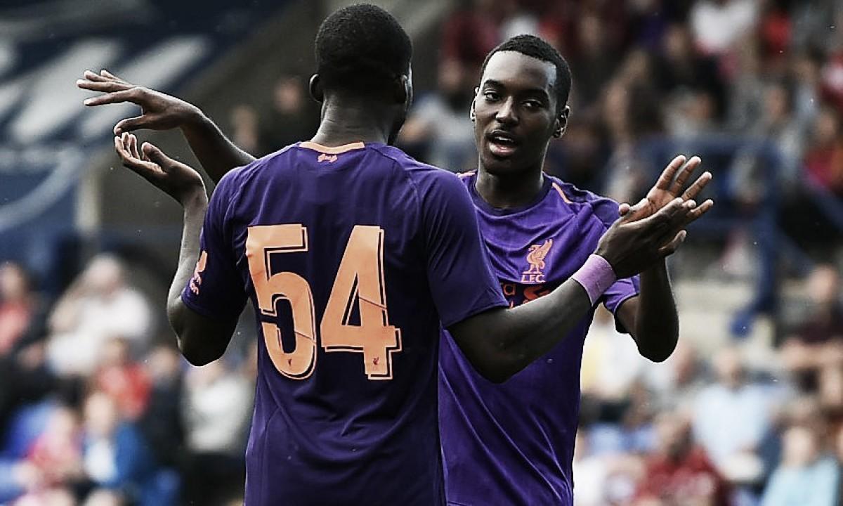 El Liverpool gana su segundo partido de pretemporada