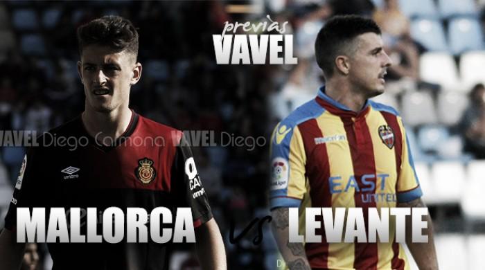 Previa RCD Mallorca - Levante UD: más que tres puntos