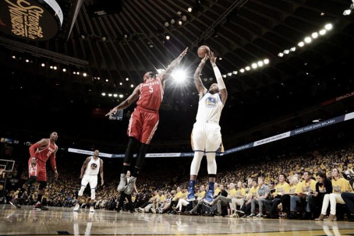 Golden State puso primera