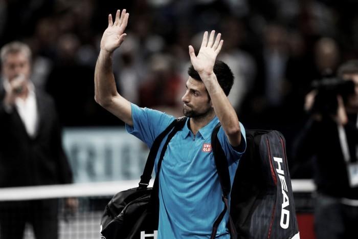 ATP Finals 2016: Novak Djokovic para se recuperar da má fase
