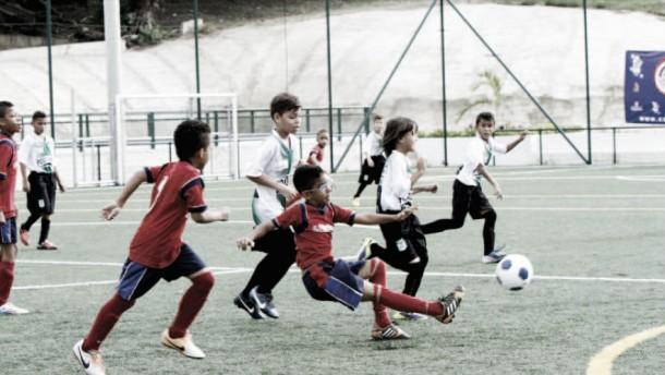 Inició el segundo Torneo Internacional de Fútbol Infantil en Cartagena