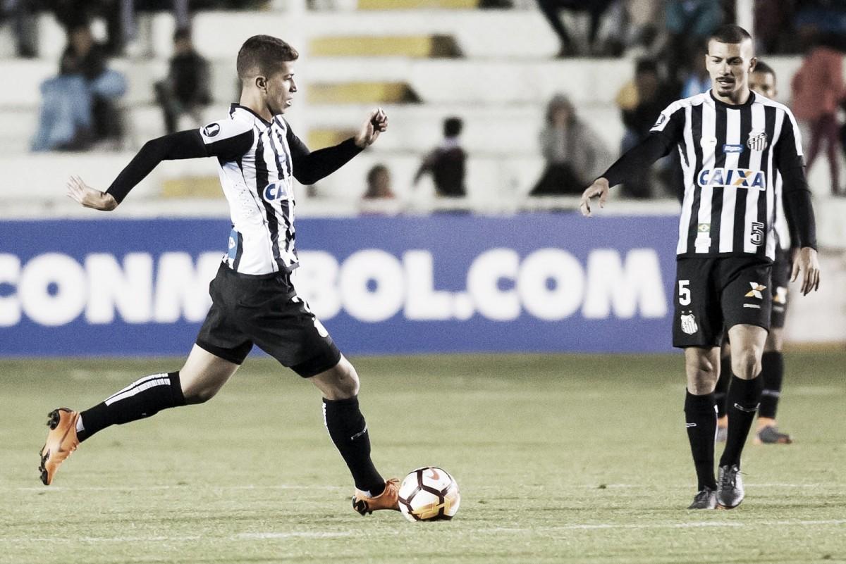 Copa Libertadores: tudo o que você precisa saber sobreSantos x Nacional-URU