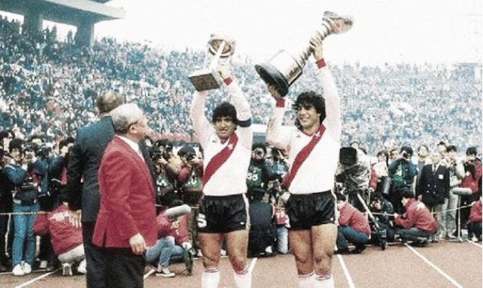 A 30 años de la obtención de la Copa Intercontinental