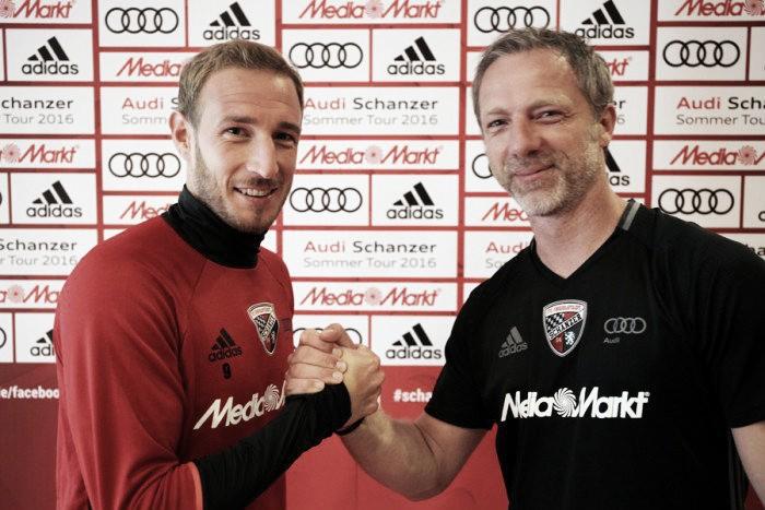 Hartmann extends with beloved Die Schanzer
