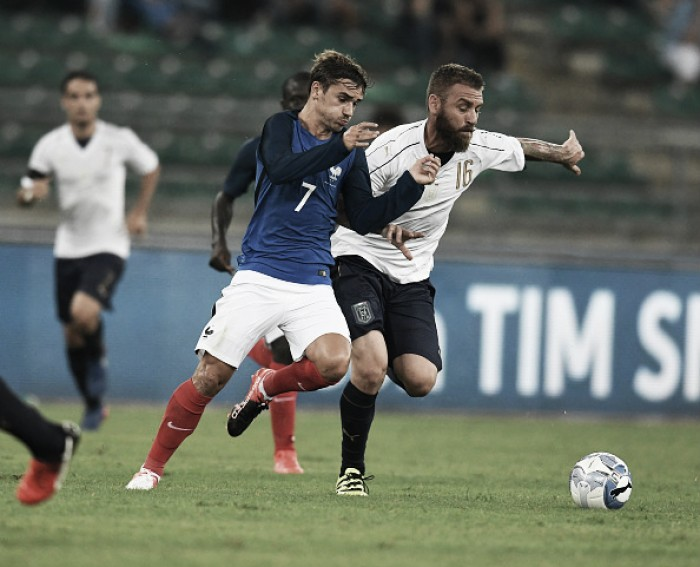 De Rossi calf injury confirmed