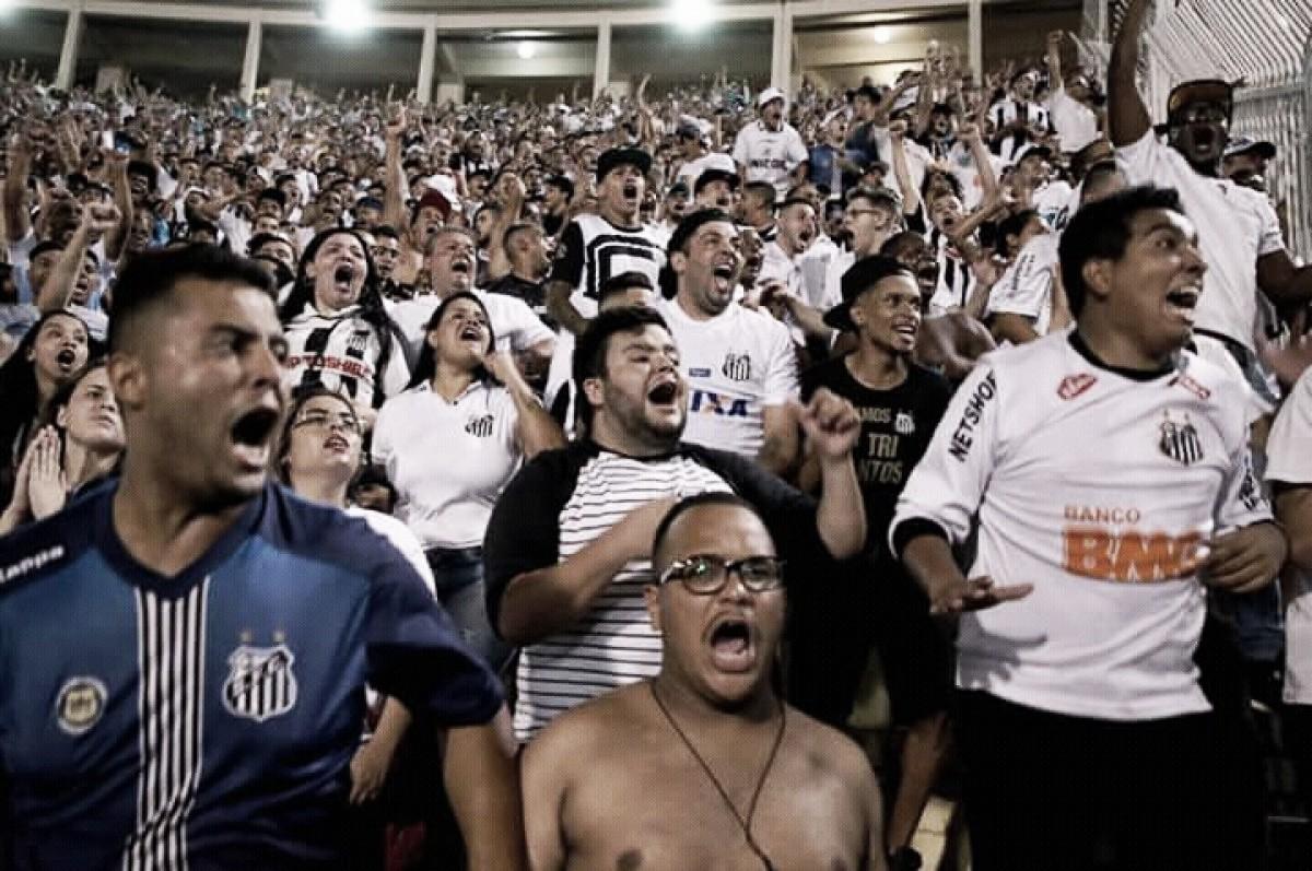 Segundo pesquisa Datafolha, Santos tem a sétima maior torcida do Brasil