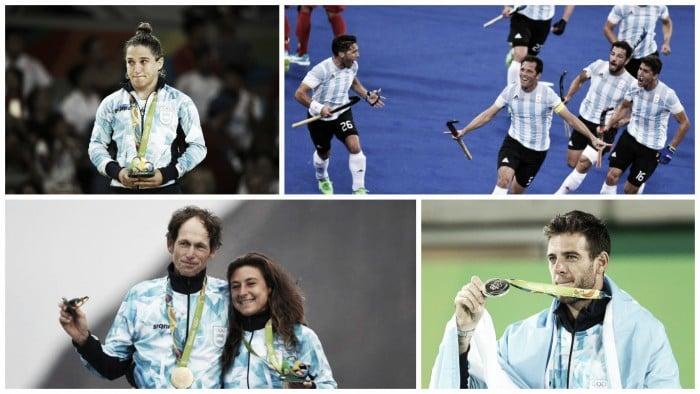 Río 2016: resumen de la participación argentina