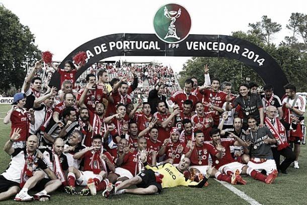 Resumen de la Taça de Portugal 2013/14