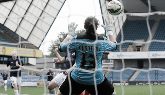 Millwall 0-1 Durham: Sarah Quantrill and Lee Burch reaction
