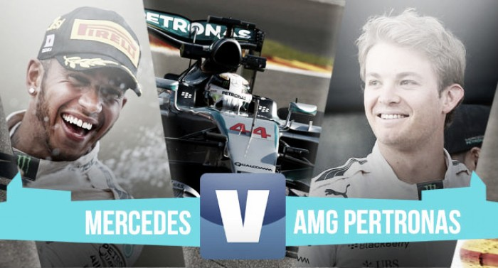2016 Formula One Team Preview: Mercedes AMG Petronas
