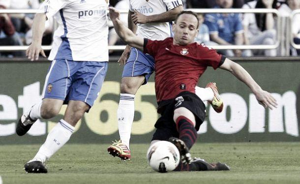 """Zaragoza - Osasuna: """"duelo de primera"""""""