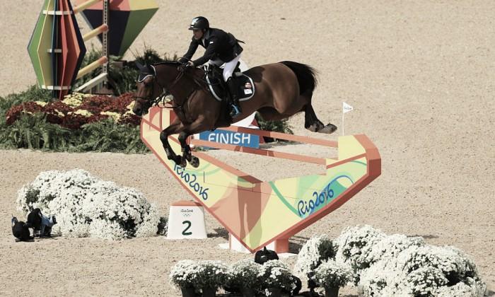 Río 2016: el 11vo vino a caballo