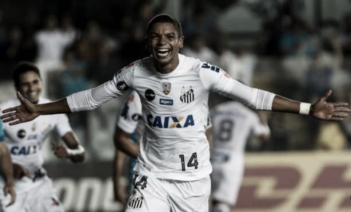 Santos atropela Sporting Cristal e garante liderança do Grupo 2 na Libertadores