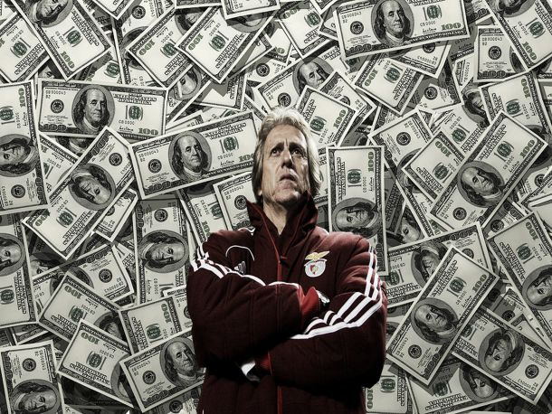 Benfica: Jesus tem campeonato para justificar investimento recorde