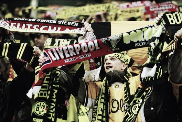 Liverpool e Dortmund se enfrentam em ultimo teste de pré-temporada para ambos