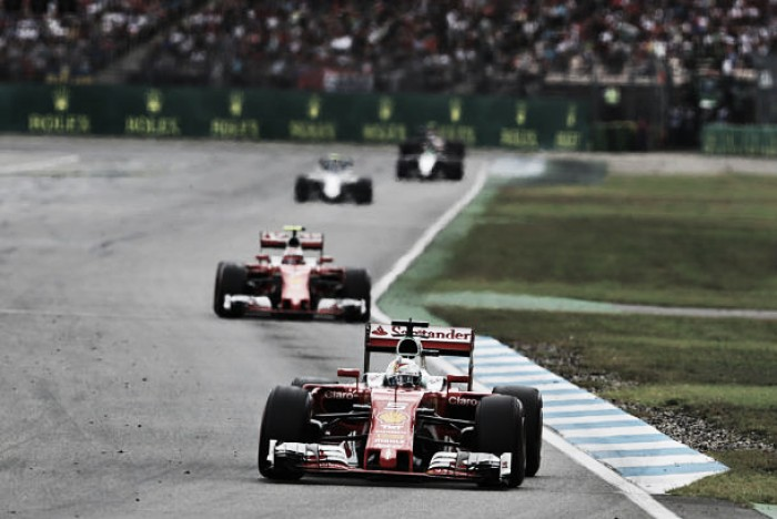 Wolff positivo con Ferrari para la próxima temporada