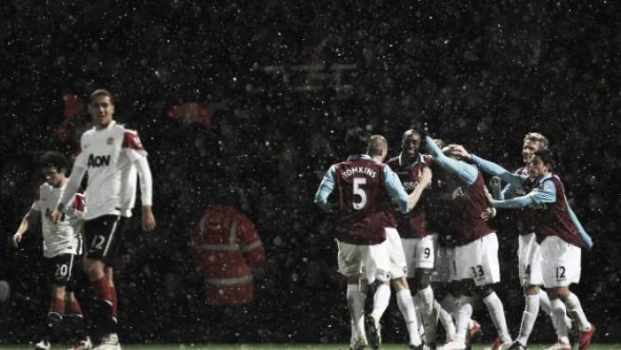 Manchester United - West Ham: Tres días después llega el torneo del KO