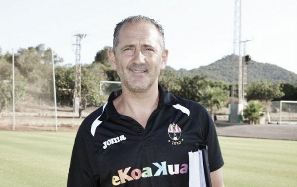 Manolo Palomeque entrenará al Cartagena