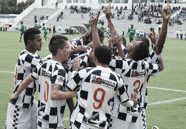 Boyacá Chicó consiguió la primera victoria en Liga
