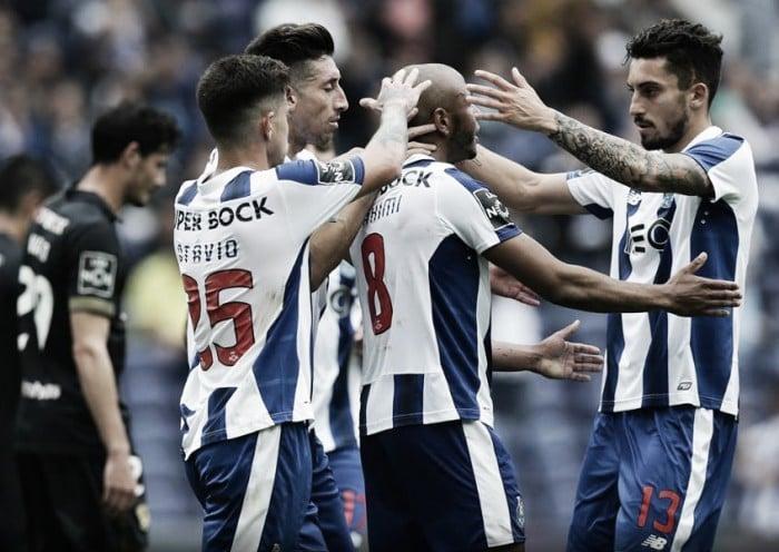FC Porto x Paços de Ferreira : Vitória sem sabor