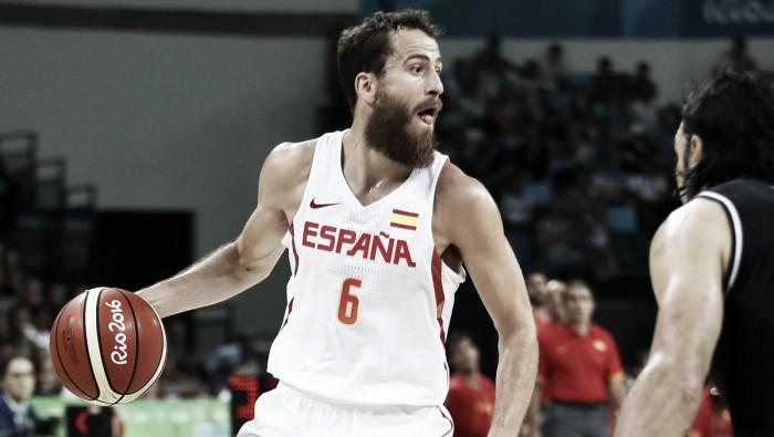 Aplastante victoria de España