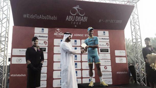 Guardini inaugura el Abu Dhabi Tour