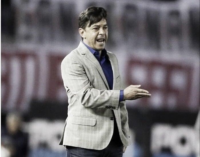 """Gallardo: """"No supimos encontrarle la vuelta al partido y se nos hizo incómodo"""""""