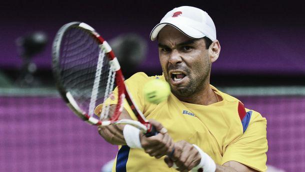Alejandro Falla cayó en primera ronda del Roland Garros